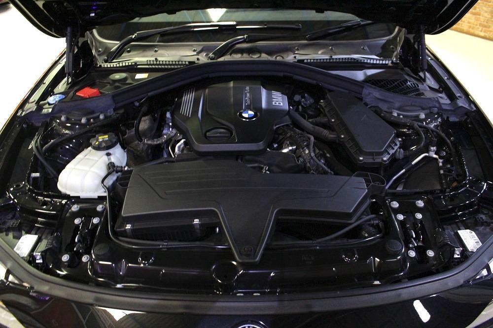 2018y BMW 3シリーズ 320d Mスポーツエディションシャドー限定車 33000キロ 黒革 1オーナー_画像9