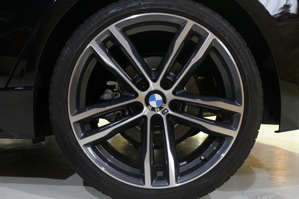 2018y BMW 3シリーズ 320d Mスポーツエディションシャドー限定車 33000キロ 黒革 1オーナー_画像10
