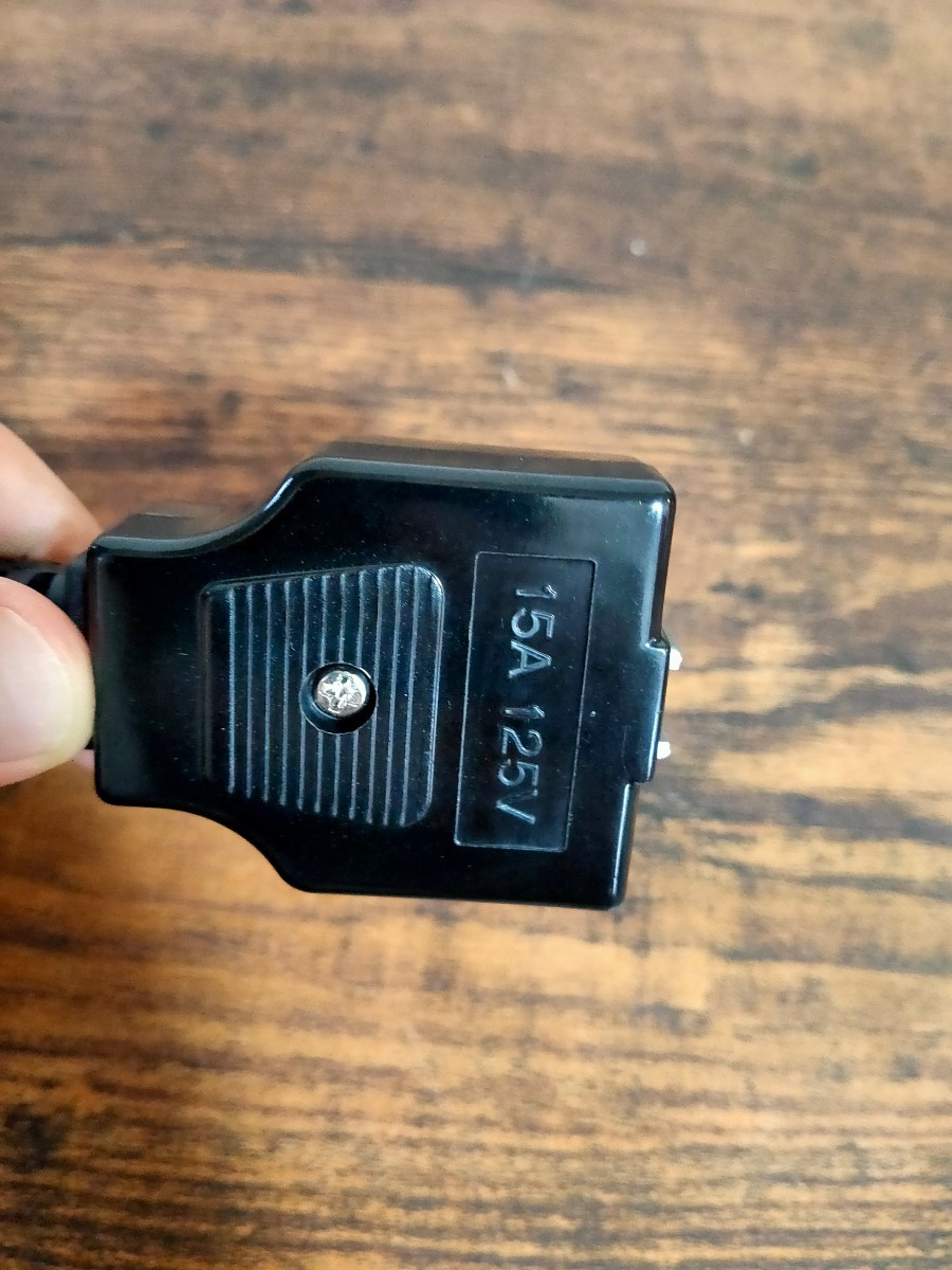 BRUNO オーバルホットプレート用電源コード