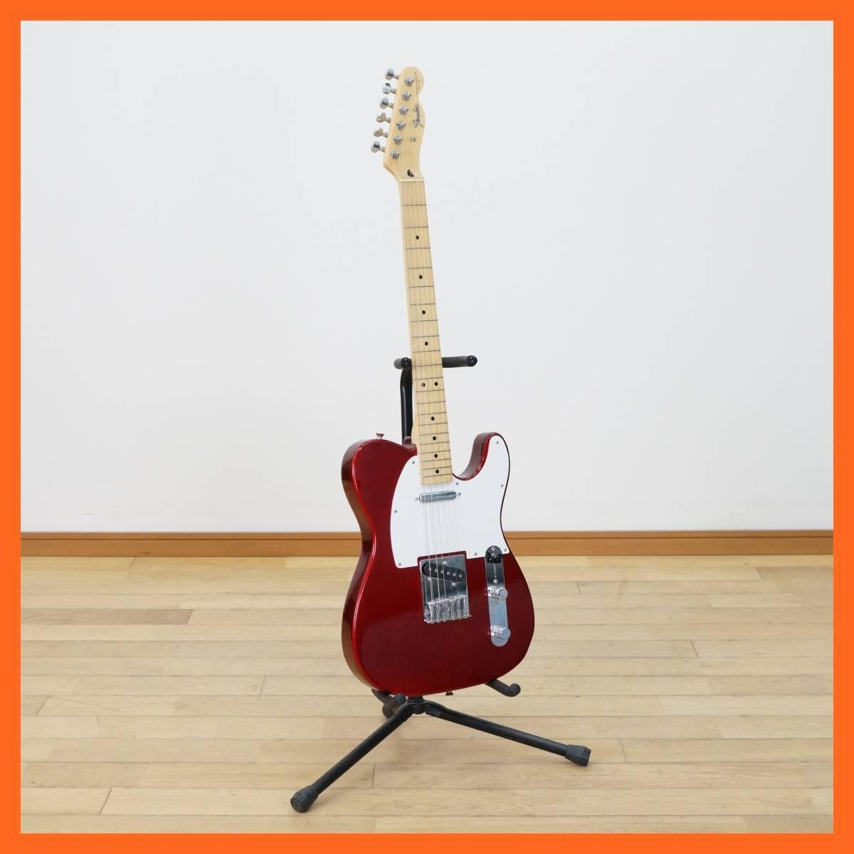 【フェンダー/Fender】エレキギター テレキャスター 日本製 T0シリアル レッド系 赤系 Made in JAPAN Telecaster_画像1