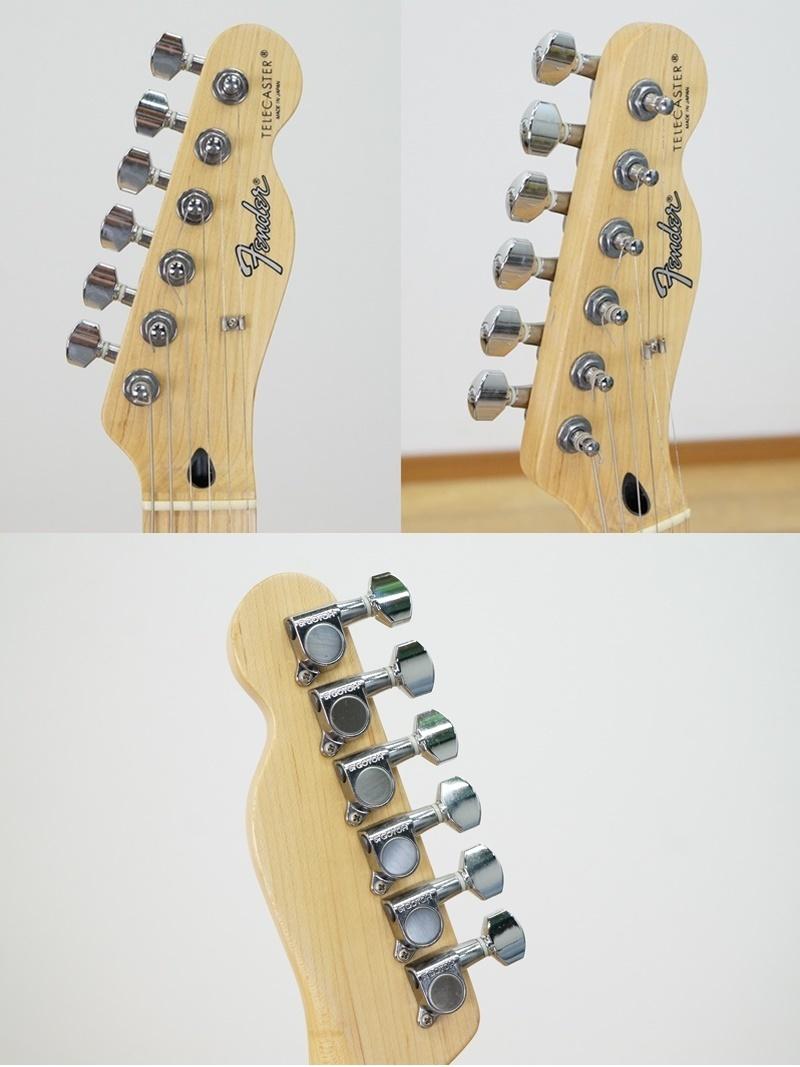 【フェンダー/Fender】エレキギター テレキャスター 日本製 T0シリアル レッド系 赤系 Made in JAPAN Telecaster_画像4