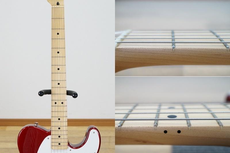 【フェンダー/Fender】エレキギター テレキャスター 日本製 T0シリアル レッド系 赤系 Made in JAPAN Telecaster_画像5