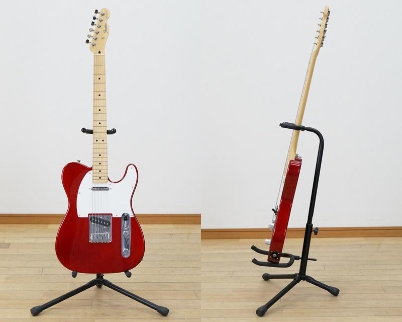 【フェンダー/Fender】エレキギター テレキャスター 日本製 T0シリアル レッド系 赤系 Made in JAPAN Telecaster_画像2