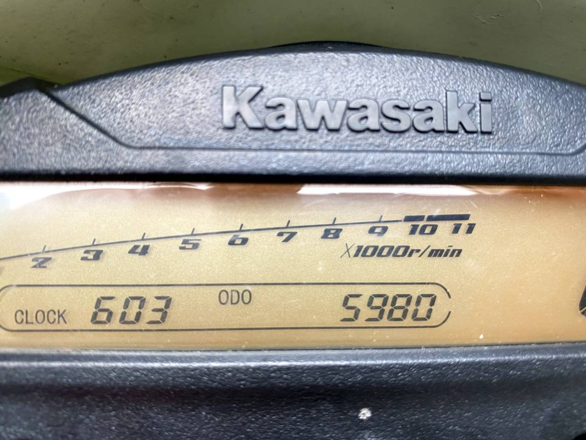 「KLX125 2016年式 最終モデル カワサキ KAWASAKI 検)セロー XTZ カブ KX KLX」の画像3