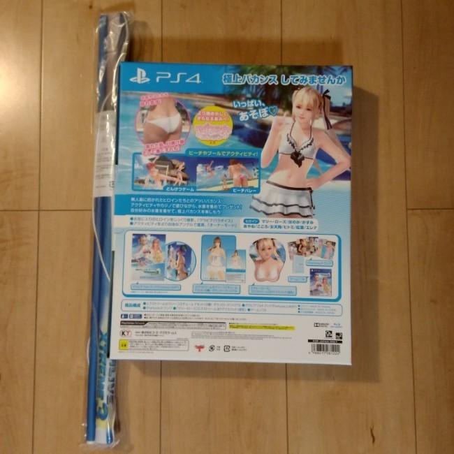 特典付☆DEAD OR ALIVE Xtreme 3 Fortune コレクターズエディション 限定版 PS4