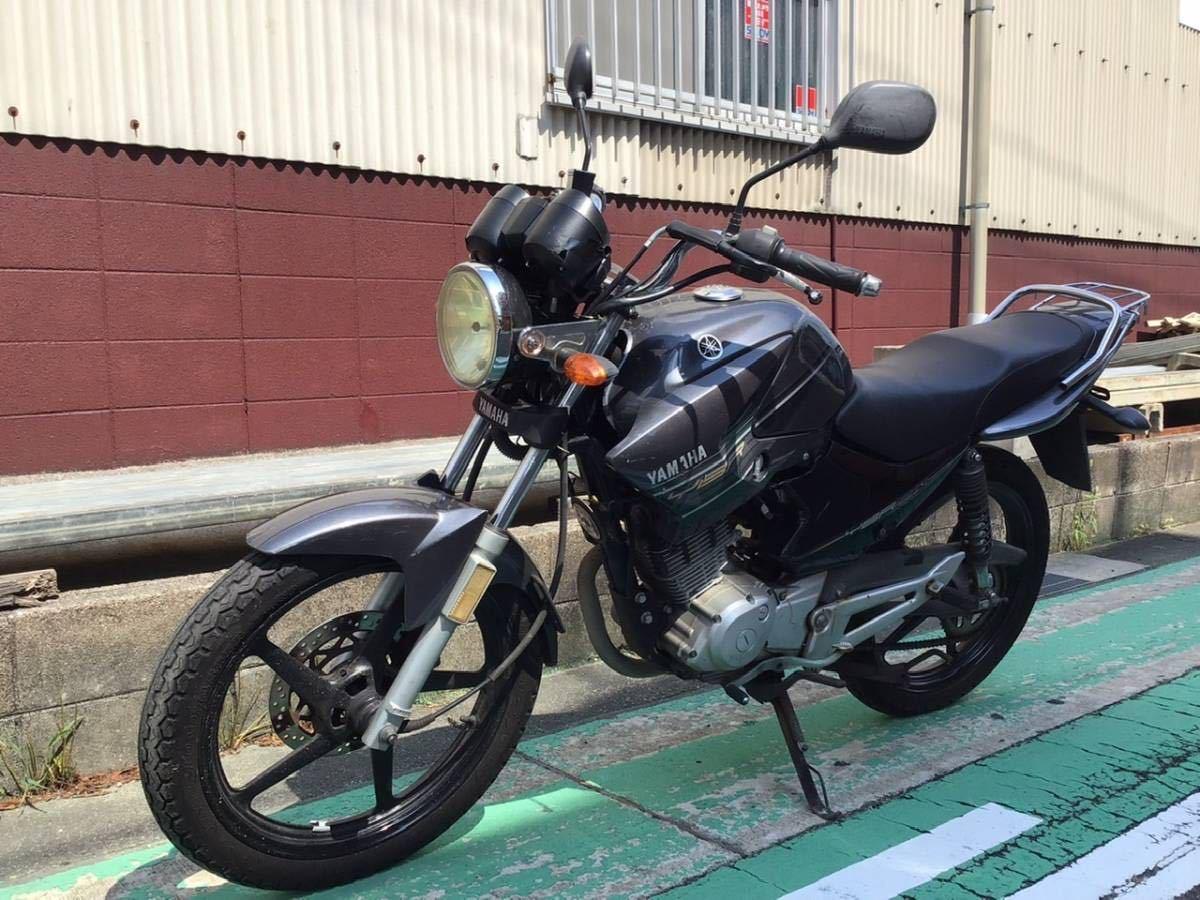 「名古屋 YBR125 不動」の画像1