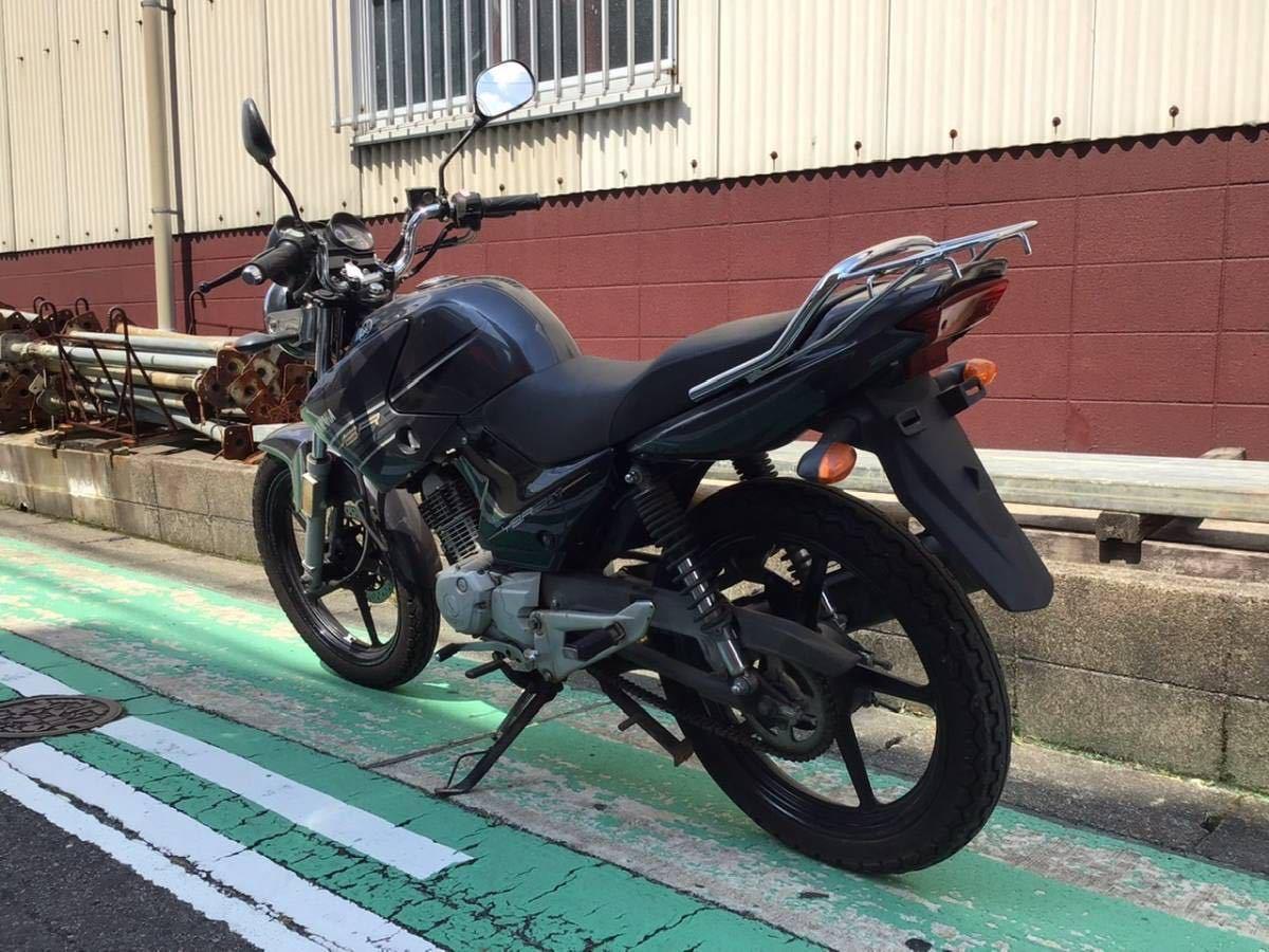 「名古屋 YBR125 不動」の画像2