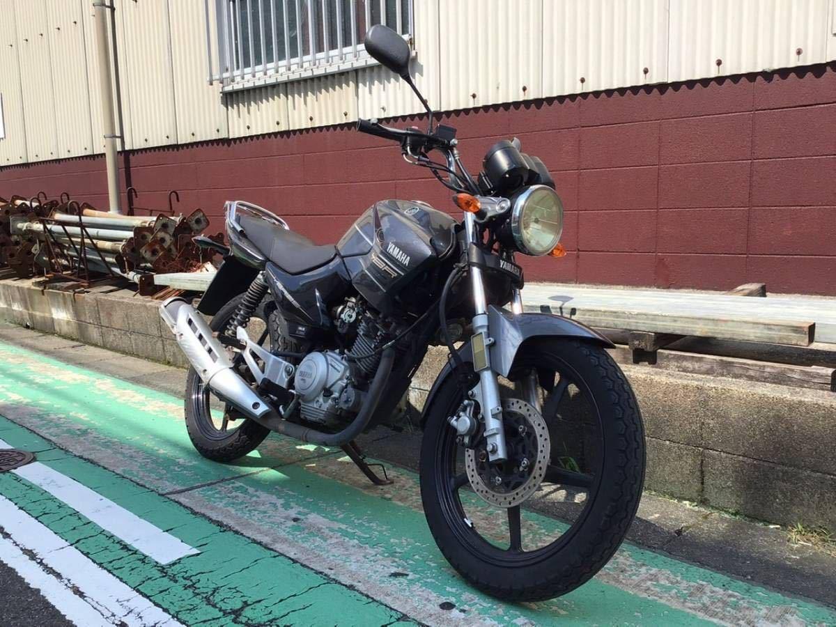 「名古屋 YBR125 不動」の画像3