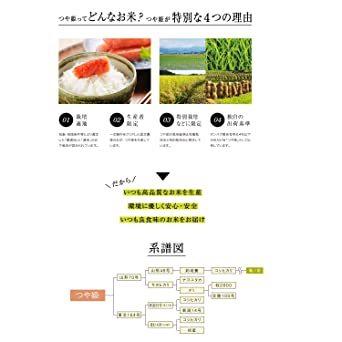 白米5kg 【精米】[Amazon限定ブランド] 580.com 山形県産 白米 つや姫 5kg 令和元年産_画像2