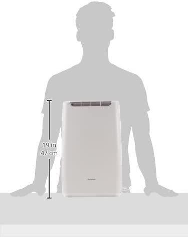 ロングセラー _アイリスオーヤマ 衣類乾燥コンパクト除湿機 タイマー付 静音設計 除湿量 2.0L デシカ Y12299_画像8