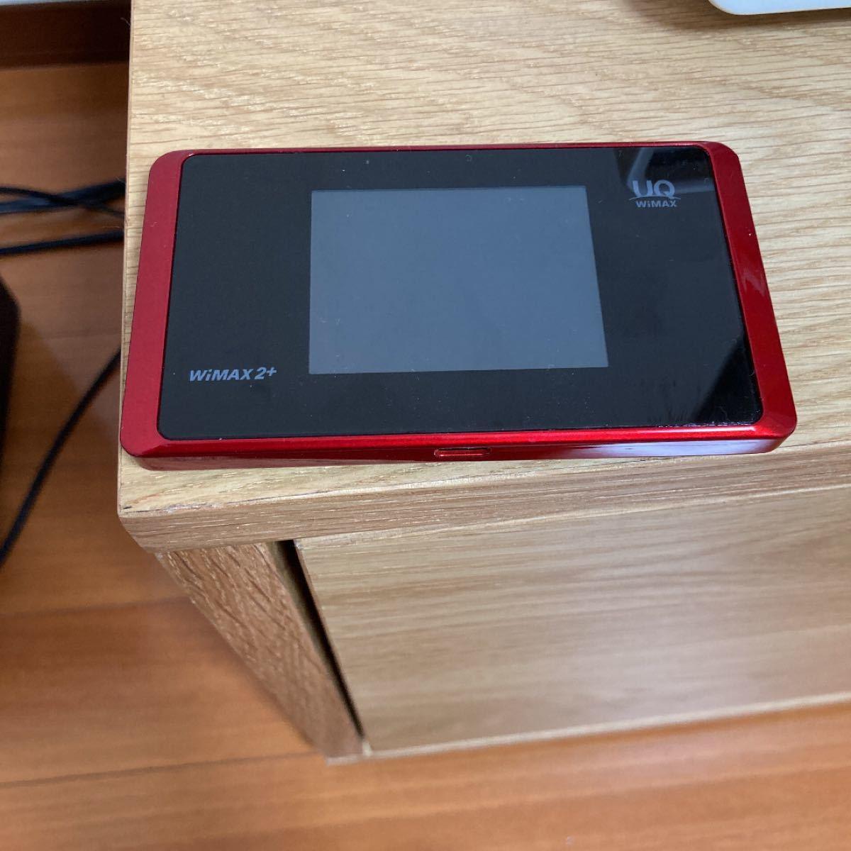 UQ WiMAX2+ Speed Wi-Fi NEXT WX05