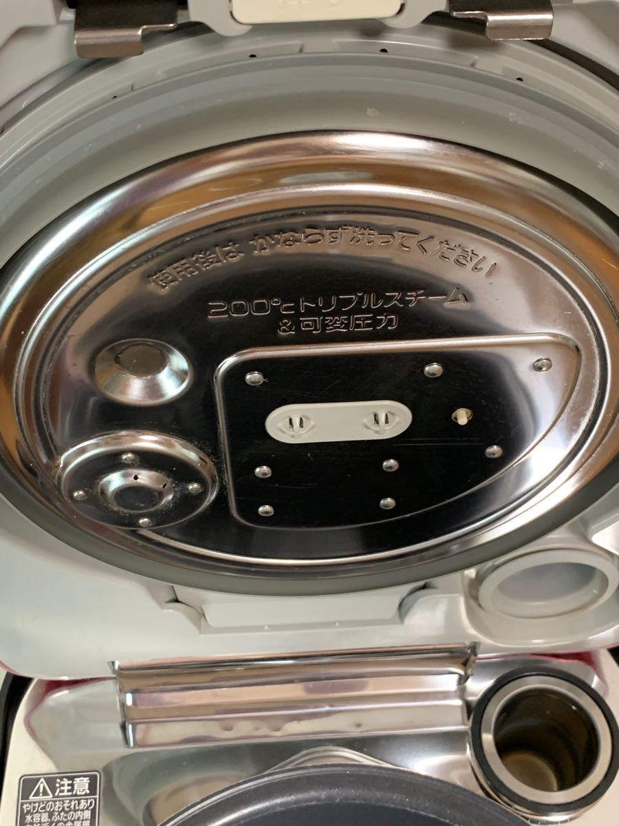 炊飯器 スチーム&可変圧力IHジャー パナソニック おどり炊き 1升炊き 1.8L 炊飯器 圧力IH炊飯ジャー