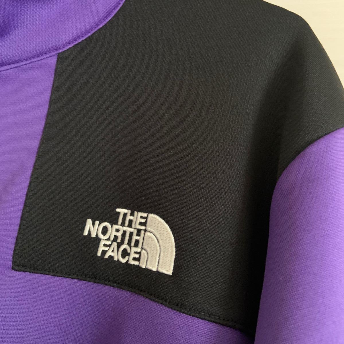 THE NORTH FACE ノースフェイス ザ・ノース・フェイス ジャージ ジャケット パープル