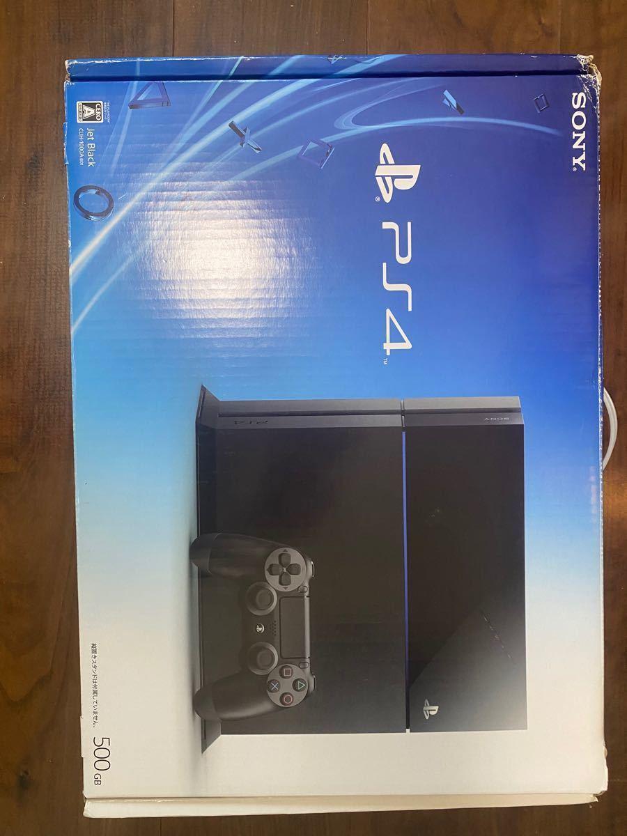 PS4 動作確認済み ジェットブラック 黒
