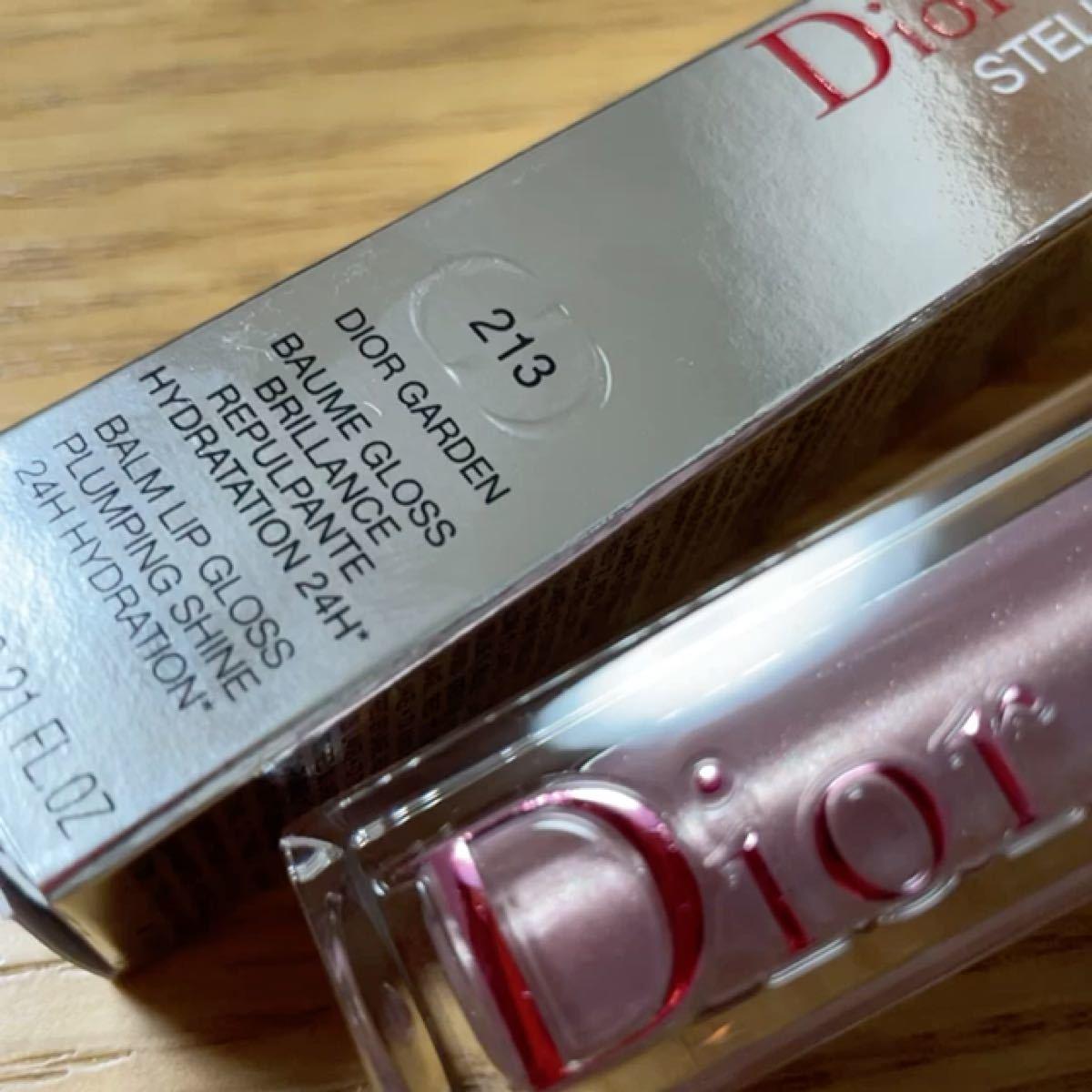 限定品 Dior ディオール アディクト ステラーグロス 213