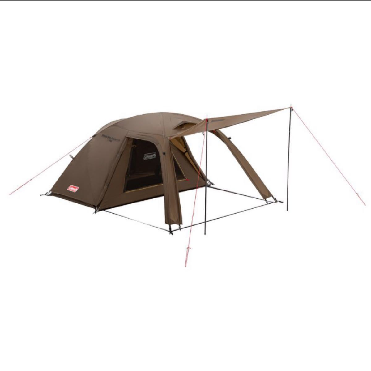 コールマン アテナワイドツーリング130 オーソリティ限定 レア ソロキャンプ