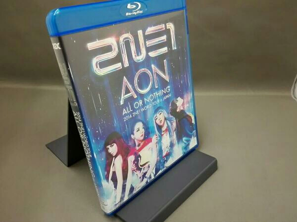 2014 2NE1 WORLD TOUR~ALL OR NOTHING~in Japan(Blu-ray Disc) ライブグッズの画像