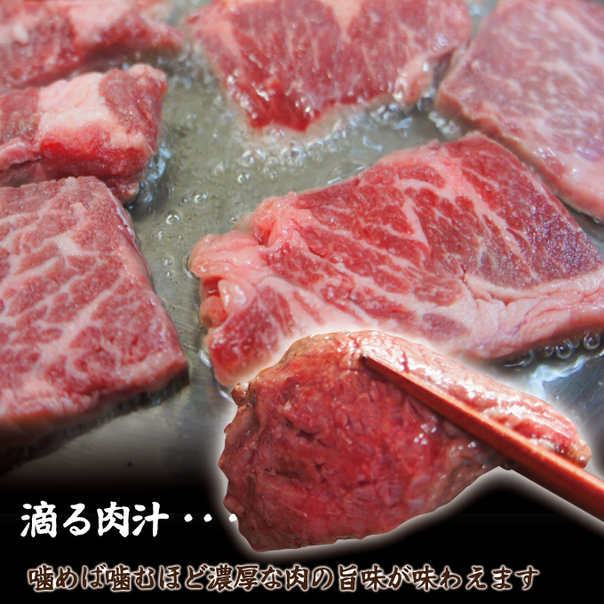 お得用焼肉牛肉カルビ不揃い訳あり500g冷凍 焼肉 霜降り 厚切りカルビ 国産牛にも負けない味わい_画像3