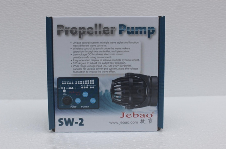 ■METIS ウェーブポンプ 水流ポンプ 水中ポンプ 水槽ポンプ 回転式 波メーカー H2840n 45_画像1