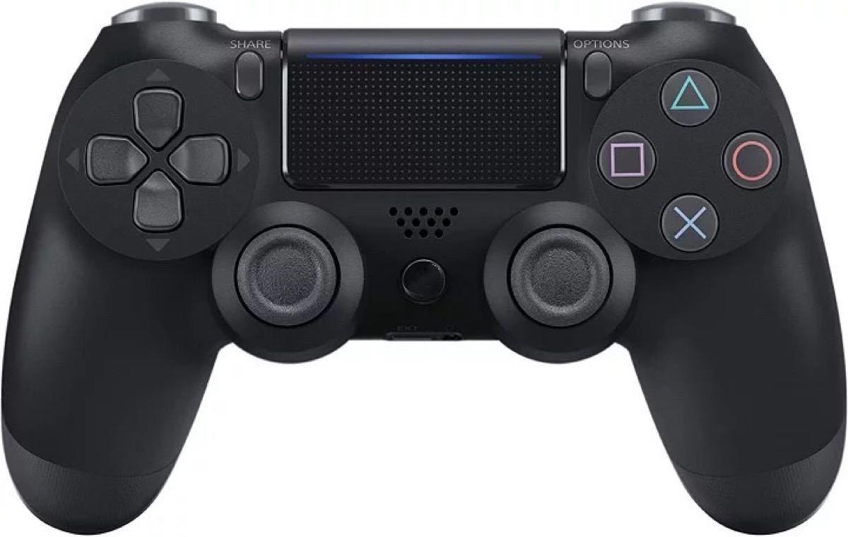 PlayStation4ワイヤレスコントローラー 無線Ps4コントローラー タッチパット 二重振動