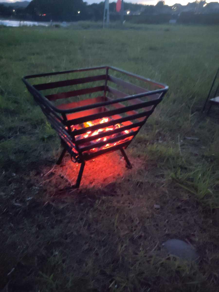 焚き火セット 焚き火台 焚き火スタンド キャンプ アウトドア