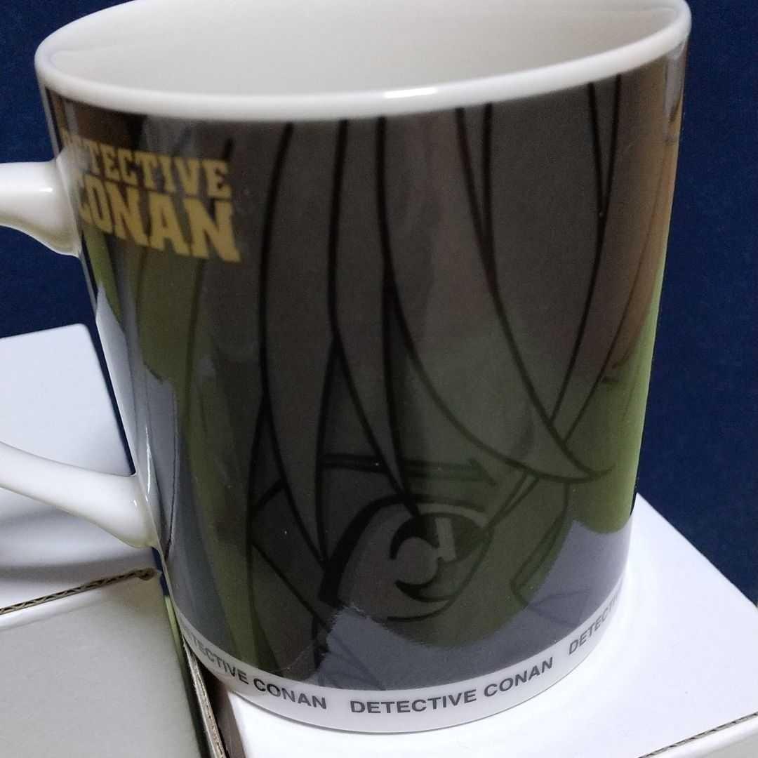 名探偵コナン  モノクロームマグカップ  赤井秀一&安室透