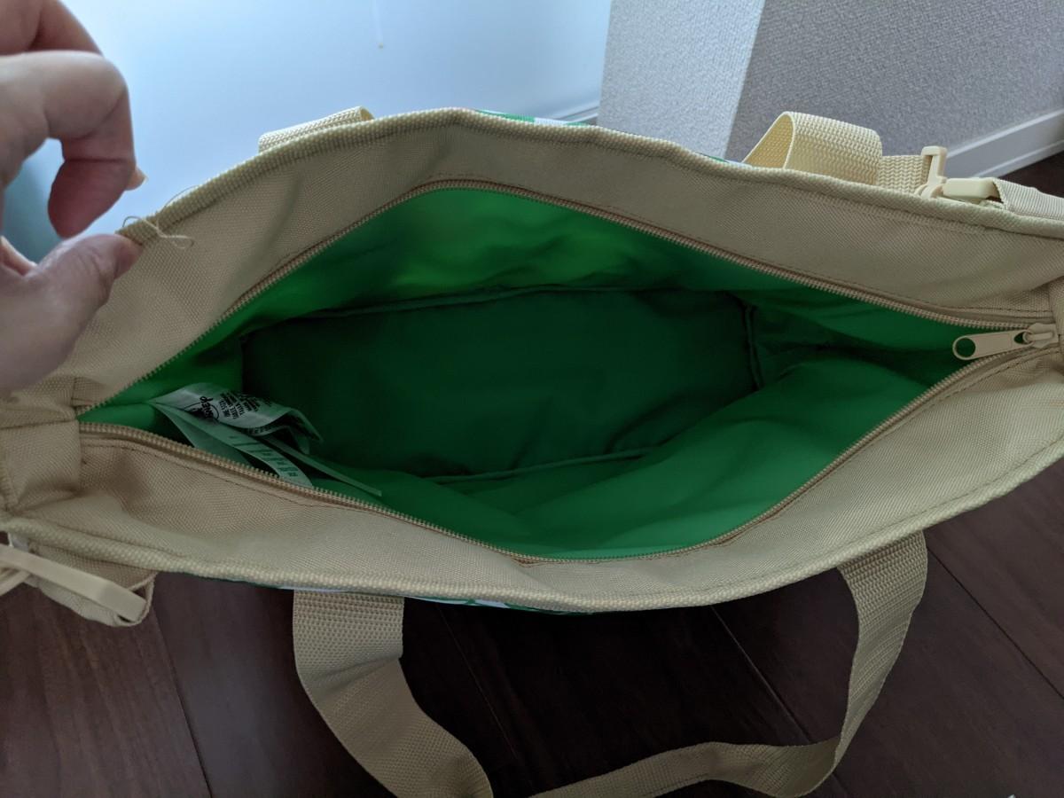 ディズニ 【新品未使用 タグ付き】ミッキー&ミニー2WAYクーラーバッグ 保冷バック アウトドア トートバッグ