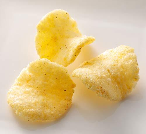 吉松 柚子胡椒 えびせん 業務用 お菓子 おつまみ えびせんべい 珍味 ゆず 海老 煎餅 (80g×4袋入)_画像3