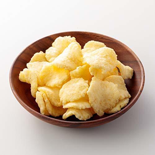 吉松 柚子胡椒 えびせん 業務用 お菓子 おつまみ えびせんべい 珍味 ゆず 海老 煎餅 (80g×4袋入)_画像2