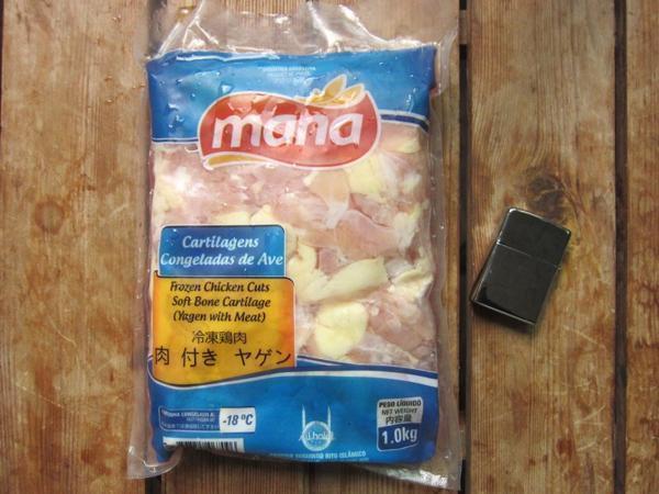 3pack、美味しいです!!「肉付き、ヤゲン軟骨1kg」-僅かしか取れない希少部位-_画像10