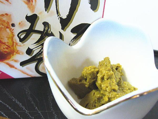 【北海道グルメマート】北海道限定品 函館 竹田食品 かにみそ 75g_画像3