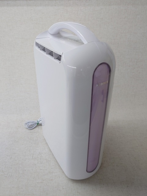 IRIS OHYAMA 衣類乾燥除湿機 IJD-H20 2018年製 デシカント式 (管理番号:049110)_画像1