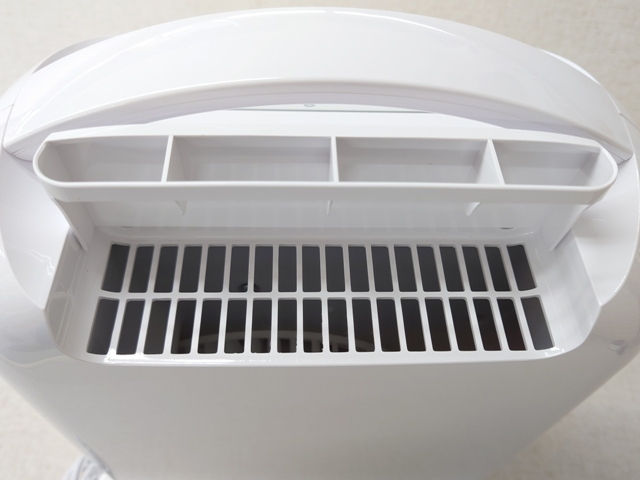 IRIS OHYAMA 衣類乾燥除湿機 IJD-H20 2018年製 デシカント式 (管理番号:049110)_画像5