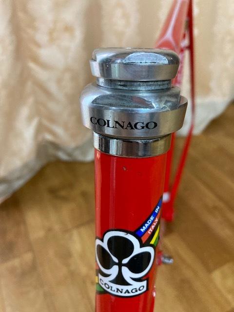 COLNAGO SUPER コルナゴスーパー C-C545mm_画像8