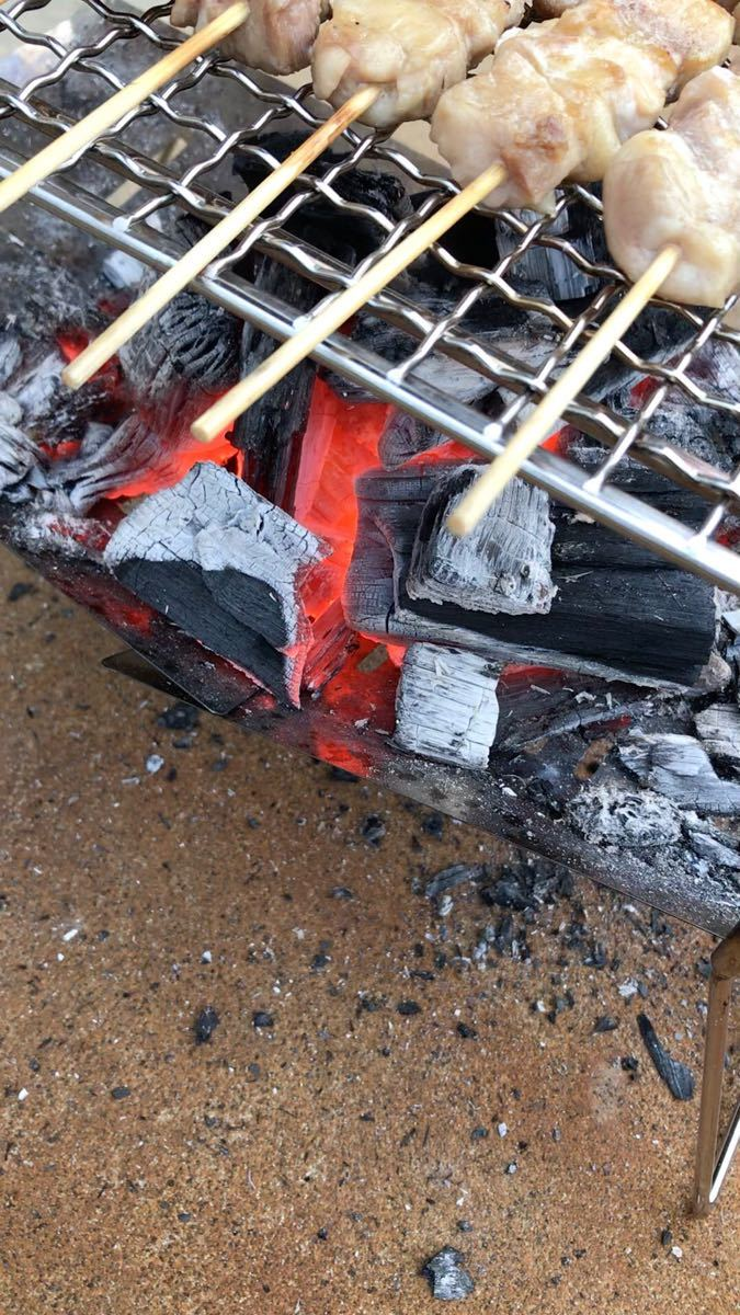 DIY 金属製造者が本気で考えたA4サイズ焚き火台専用焼き網!