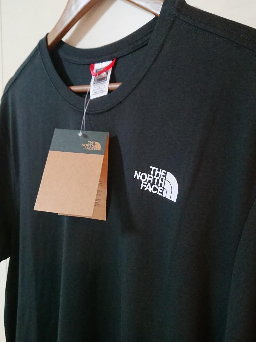 THE NORTH FACE ザ・ノース・フェイス プリントTシャツ サイズL