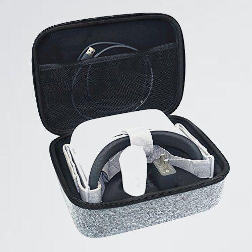 新品 未使用 Oculus SHEAWA V-1N EVAハ-ドケ-ス 耐衝撃 GO用 ケ-ス バッグ オキュラス GO収納用 キャリ-ケ-ス_画像1