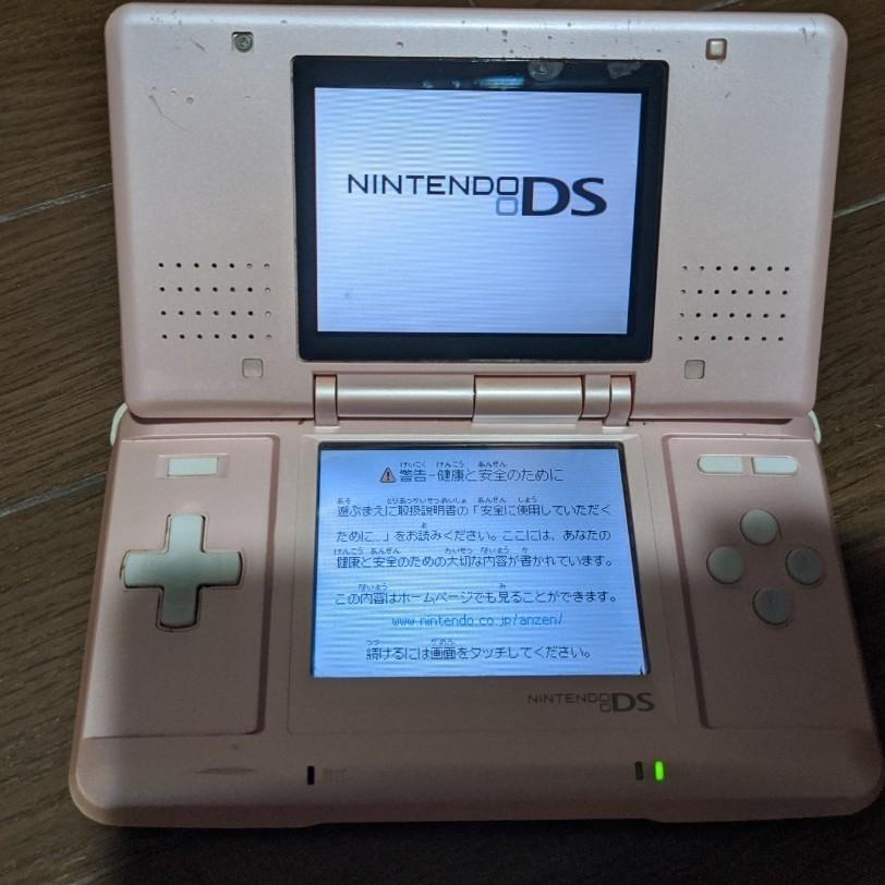 任天堂 Nintendo ニンテンドーDS 本体 ジャンク