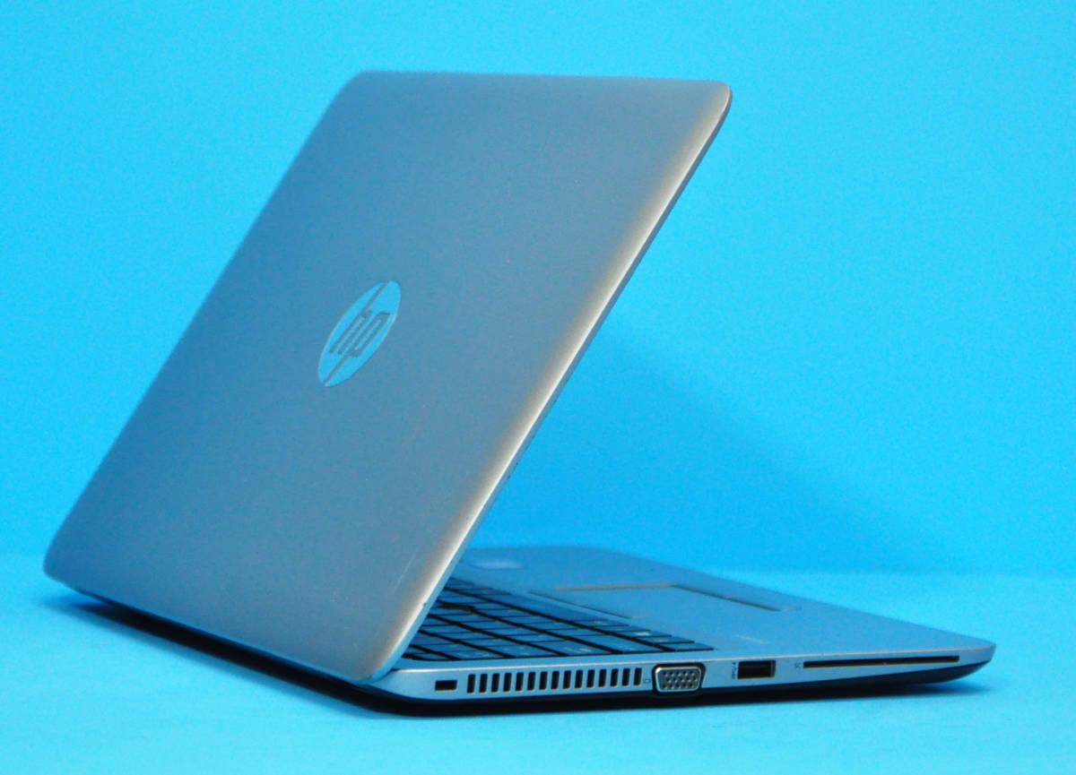 ♪ 良品 上位モデル Elitebook 820 G3 ♪ 高速SSD !! Corei3 6100U / メモリ8GB / SSD:128GB / カメラ / Office2019 / Win10_画像6