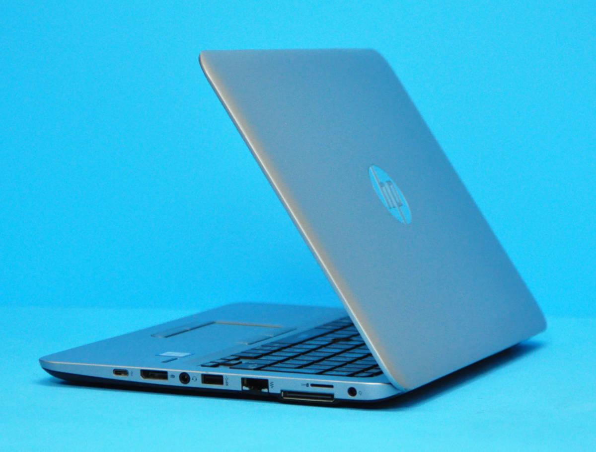 ♪ 良品 上位モデル Elitebook 820 G3 ♪ 高速SSD !! Corei3 6100U / メモリ8GB / SSD:128GB / カメラ / Office2019 / Win10_画像4