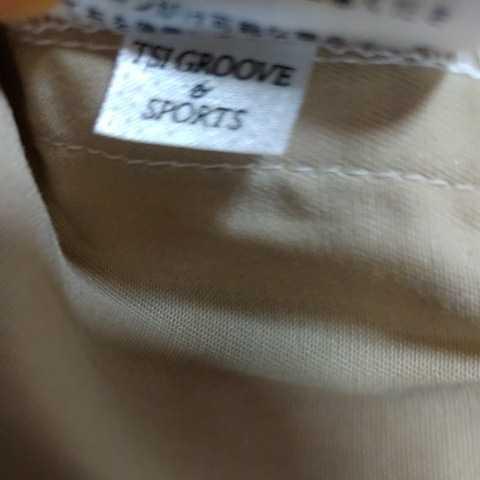 新品正規品 マスターバニー パーリーゲイツ サイズ6 2021モデルの最新作 ナイロン ドビー ストレッチ パンツ オフホワイト 送料無料_画像8
