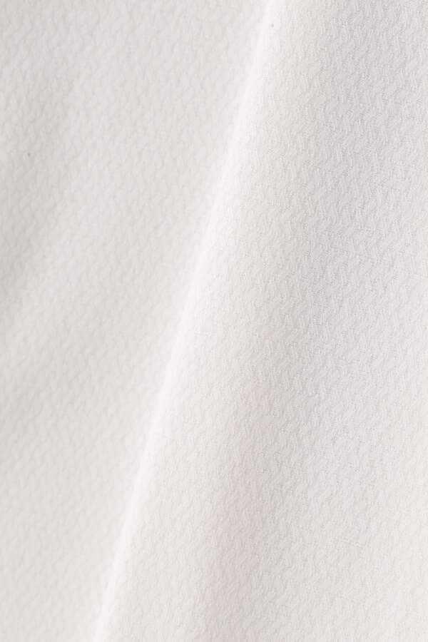 新品正規品 マスターバニー パーリーゲイツ サイズ6 2021モデルの最新作 ナイロン ドビー ストレッチ パンツ オフホワイト 送料無料_画像4