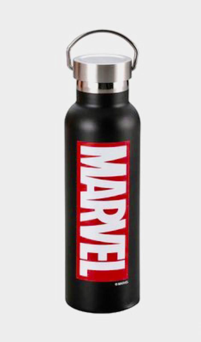 水筒 マーベル HDボトル600ml  ステンレスボトル キャプテンスタッグ ボトル 登山