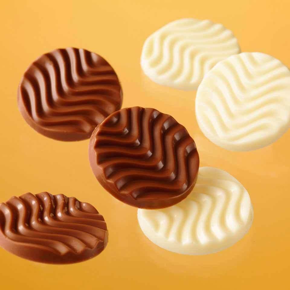 【送料無料】ロイズ 【北海道銘菓】 ピュアチョコレート[キャラメルミルク&クリーミーホワイト] 他北海道お土産多数出品中 ROYCE' 1680_画像2