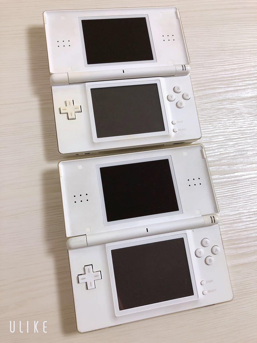 ニンテンドー DS Lite 2台 セット 動作確認済み 任天堂 任天堂DS