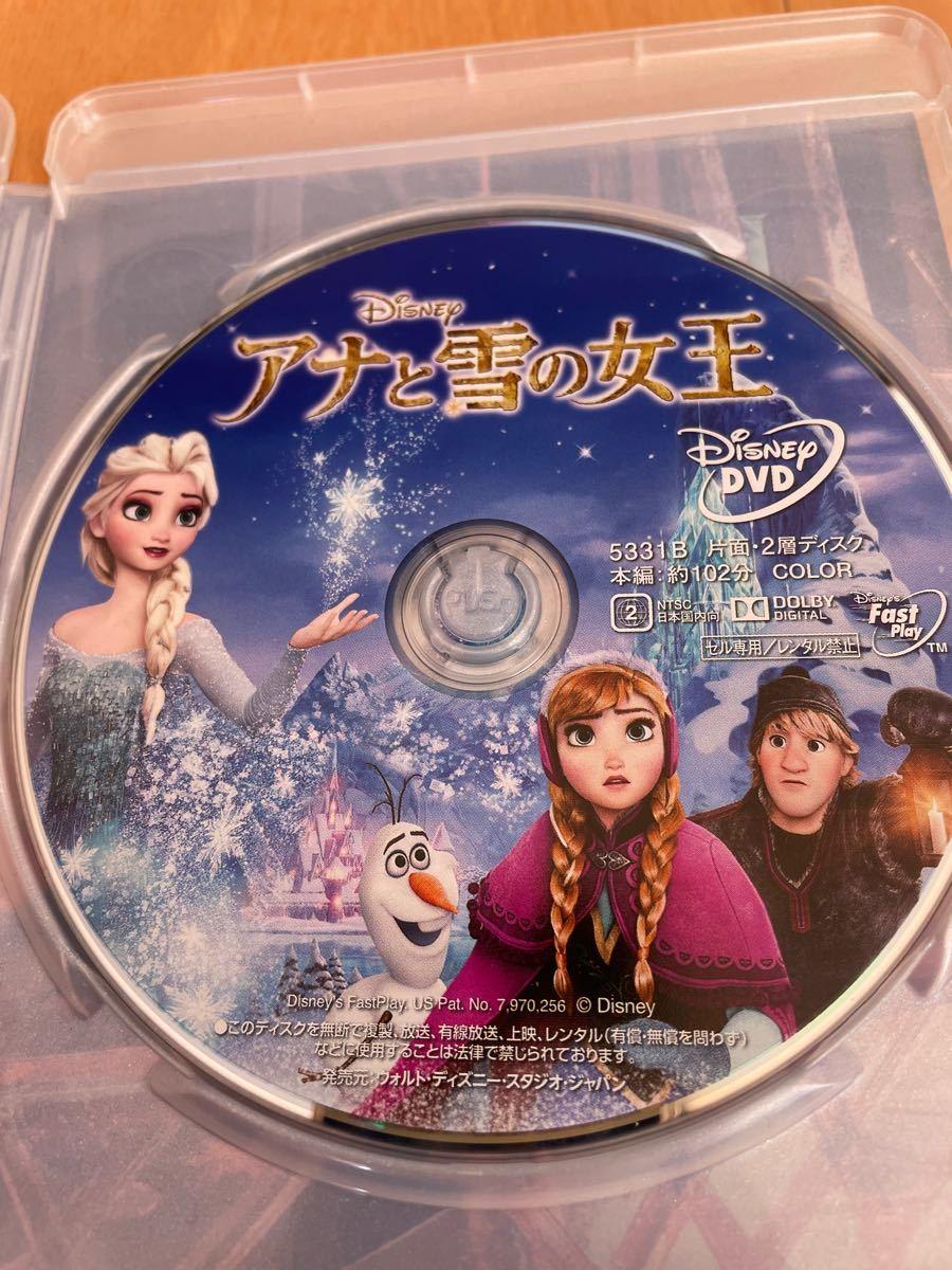 アナと雪の女王 DVD Blu-ray