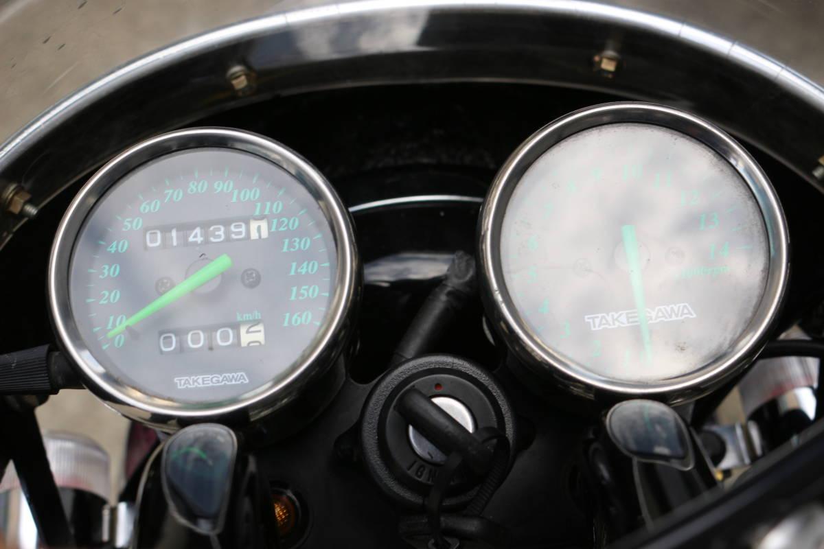 「HONDA モンキー(Z50J)改106cc 4Vヘッド 5速 ヨシムラ 武川 Gクラフト 10インチフルカスタム 極上車 神奈川県 税込み 即決 動画あり 」の画像3
