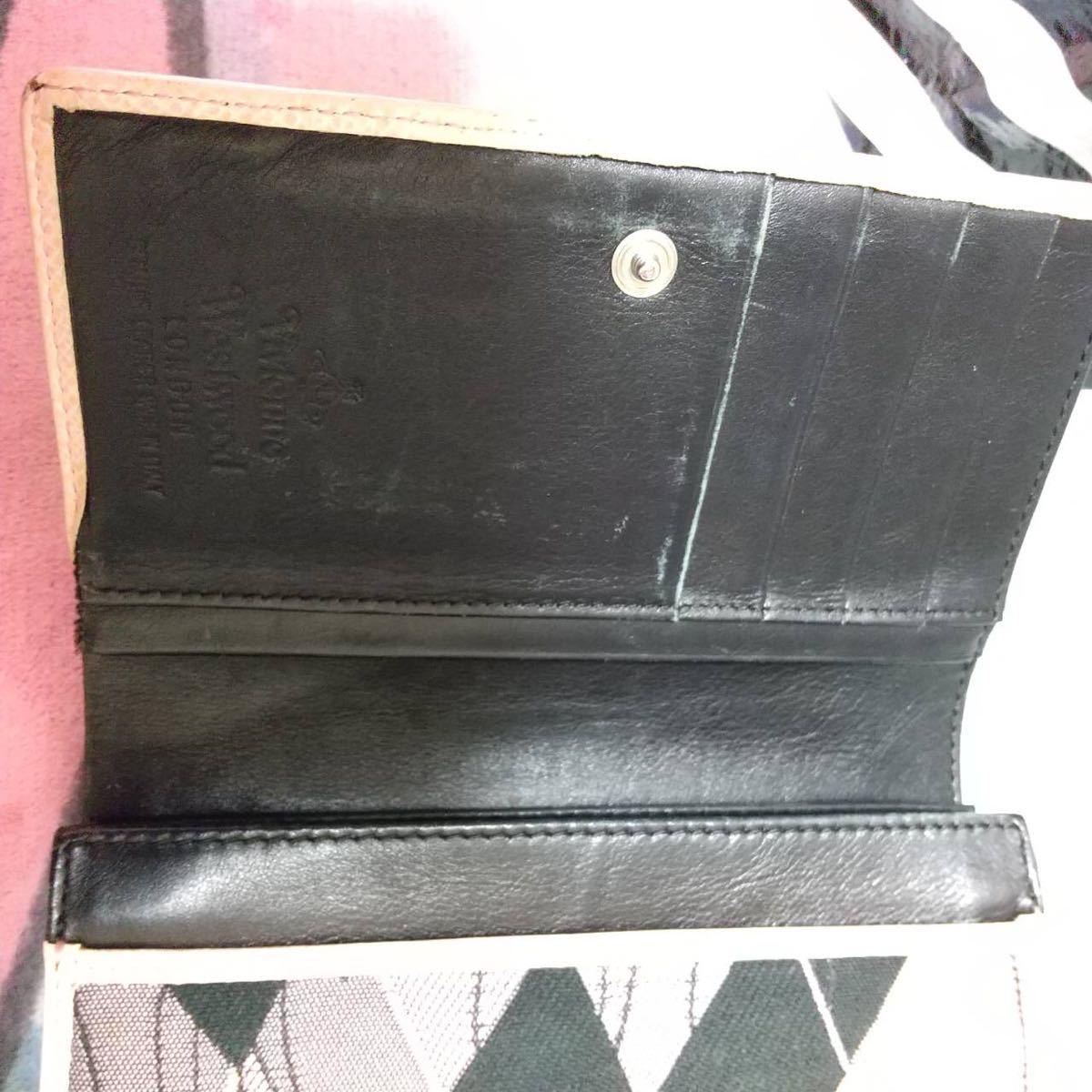 ヴィヴィアンウエストウッド【vivienne Westwood】折り財布