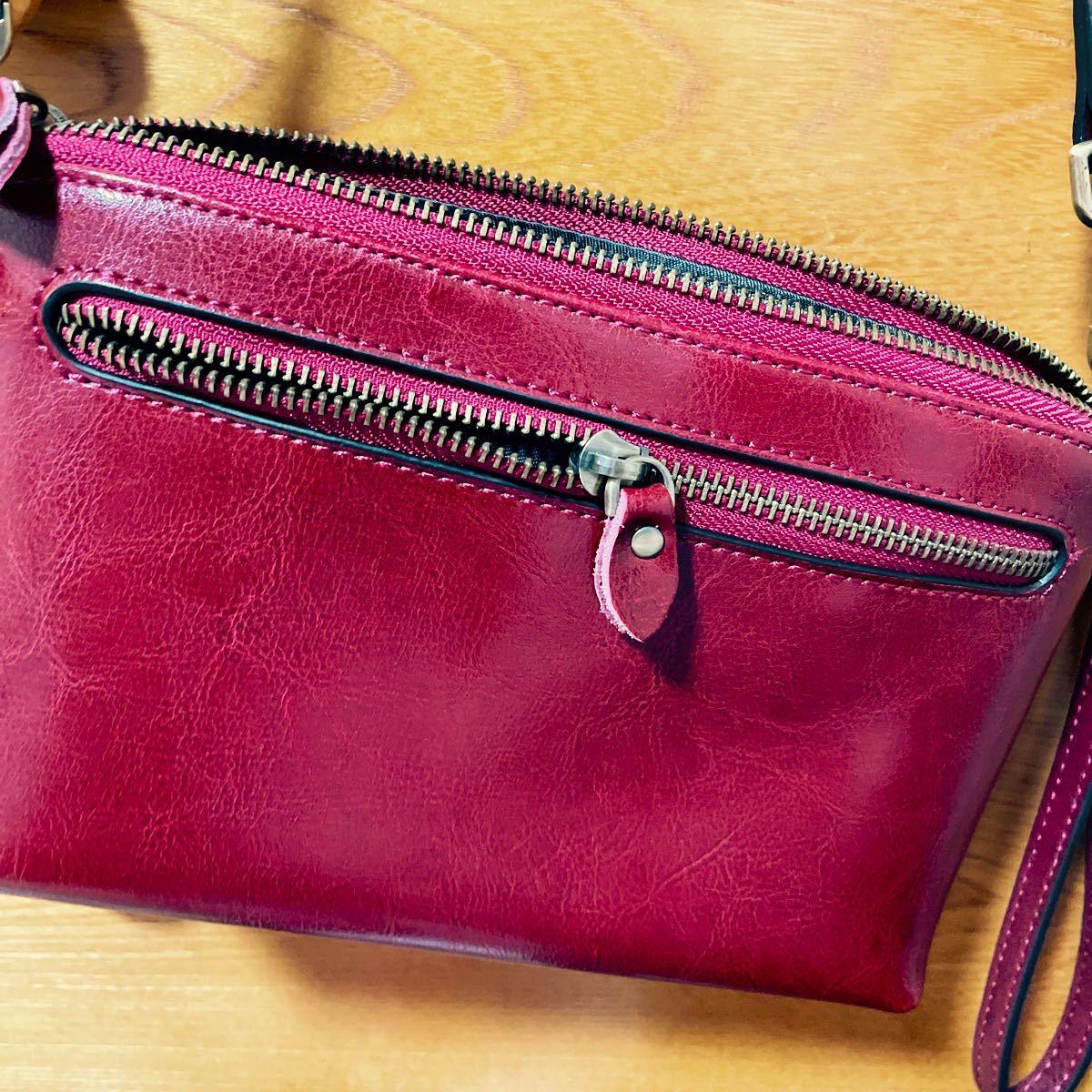 ショルダーバッグ レディース ミニ 本革 牛革 可愛い 斜めがけ 軽量 小さめ カジュアル 旅行 肩掛け レディースバッグ 鞄