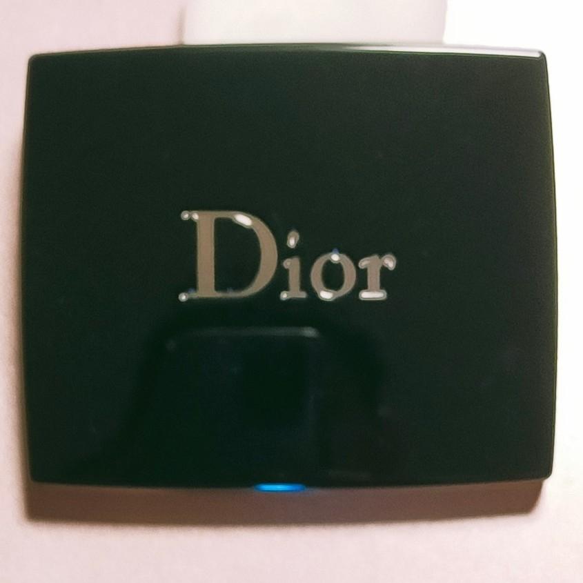 Dior サンククルール ブラックナイト アイシャドウ